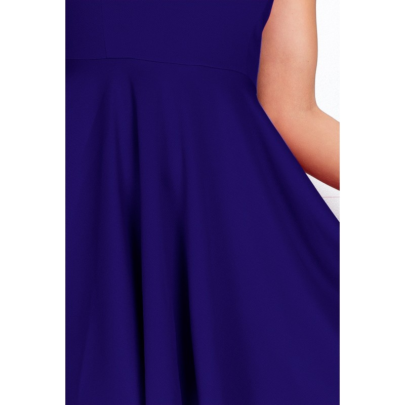 Dámské asymetrické šaty Lacosta - Exclusive modré - Alltex-fashion.cz cb9915e604