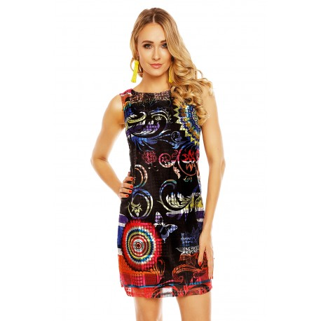 Dámské šaty Melissav zorované