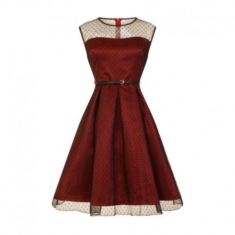 Dámské retro šaty Lindy Bop ALEENA