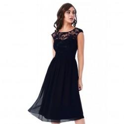 Krásné plesové a společenské šaty Molly černé