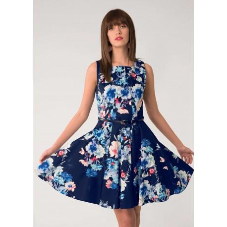 Dámské květinové šaty Closet London
