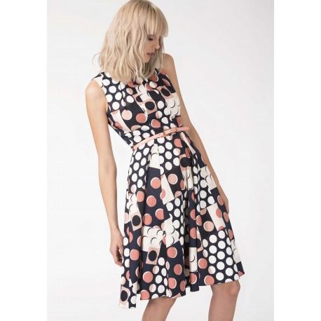 Dámské Vzorované šaty Closet