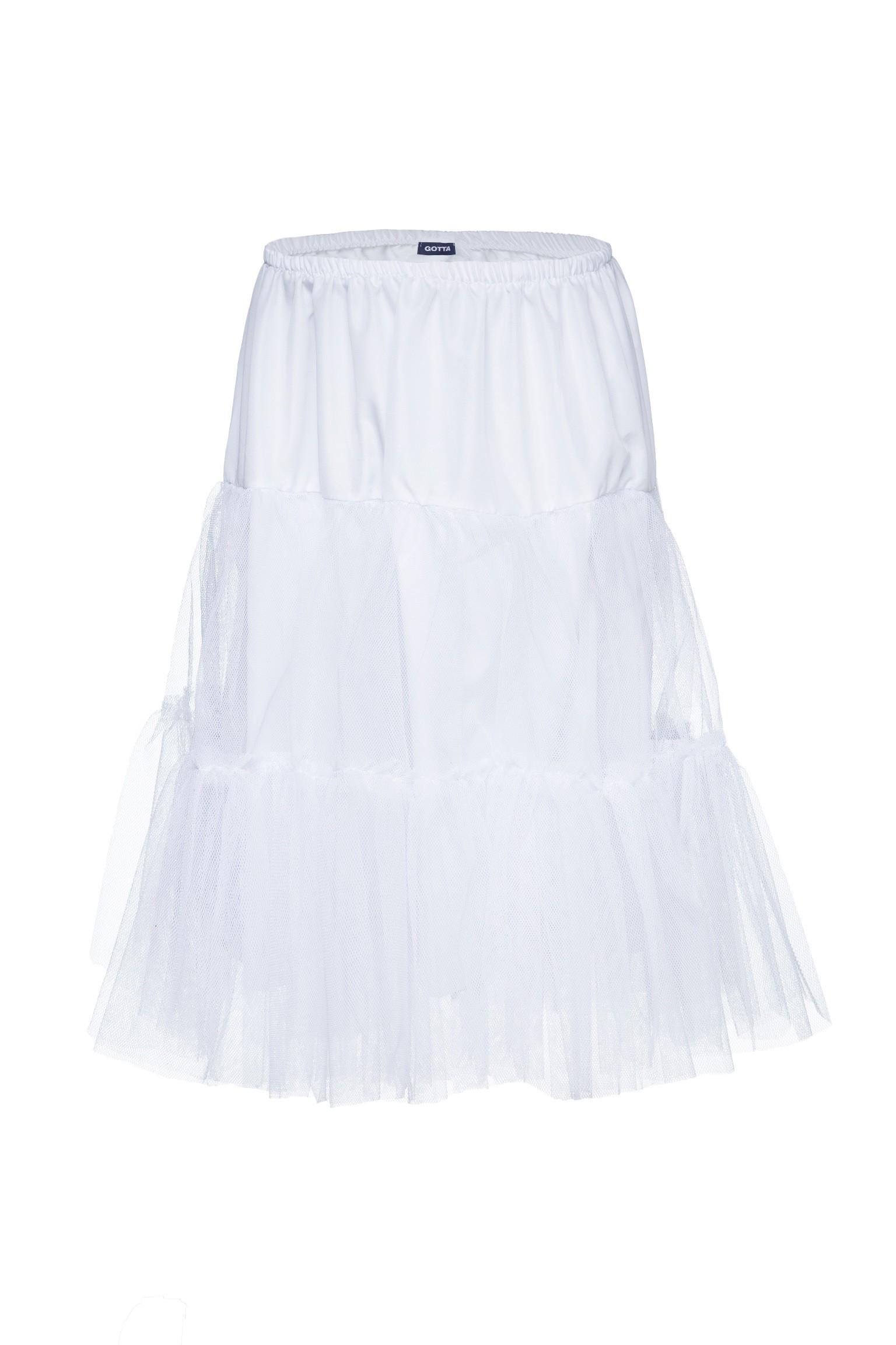 a29b6b725ac Spodnička GOTTA bílá - Alltex-fashion.cz