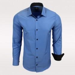 Pánská košile Rusty Neal modrá