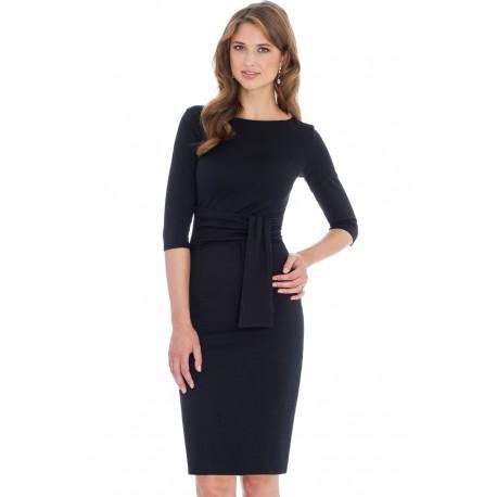Dámské šaty černé CG