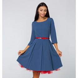Dámské šaty s 3 4 rukávem - alltex-fashion.cz - Alltex-fashion.cz 59bf070d9f