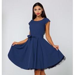 Šaty Roberta tmavě modré