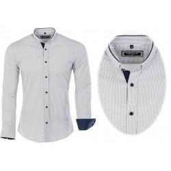 Pánská košile Carisma se vzorem