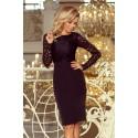 Dámské šaty Elegant lady black
