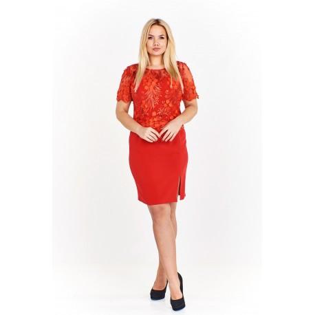Dámské společenské šaty MARIA - krajkové