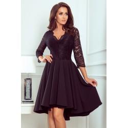 Luxusní dámské šaty Elegance černé