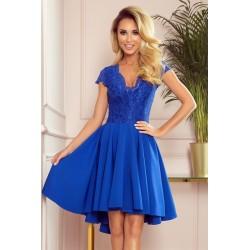 Dámské šaty Patricia modré