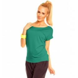 Dámské triko Nina zelené
