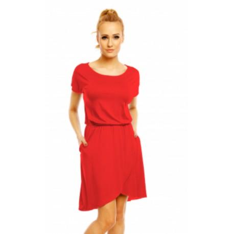 Šaty Grace korálové
