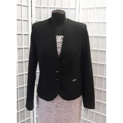 Dámské elegantní černé sako