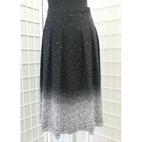 Černá sukně Gotta