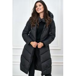 Dámská zimní bunda černá