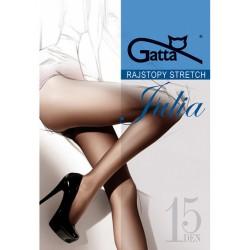 Punčochové kalhoty - tělové JULIA DEN 15 odstín Daino
