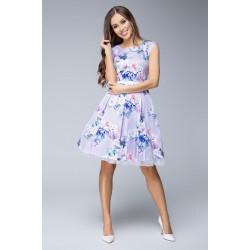 Dámské šaty Gotta Flowers Lila