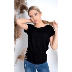 Dámské triko Nina černé