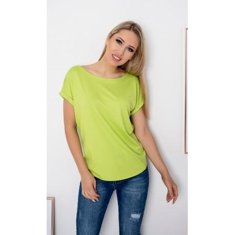 Dámské triko Nina limetkové