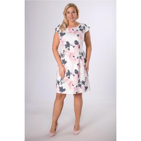 Dámské pouzdrové šaty Laura