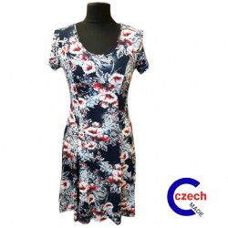 Dámské letní šaty krátké